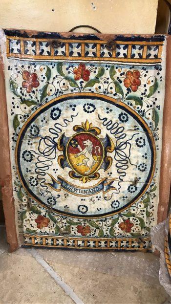 Tegola San Gimignano